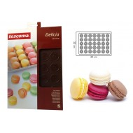 Tescoma - TAPPETINO PER MACARONS IN SILICONE