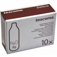 Tescoma - CARTUCCE RICARICA PER SIFONE PANNA 10PZ