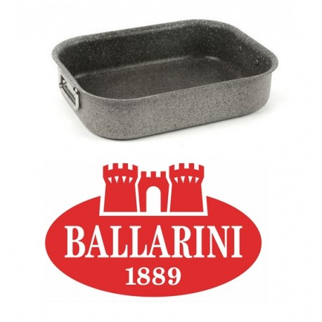 BALLARINI - TEGLIA RETTANGOLARE 30X22 CORTINA GRANITIUM